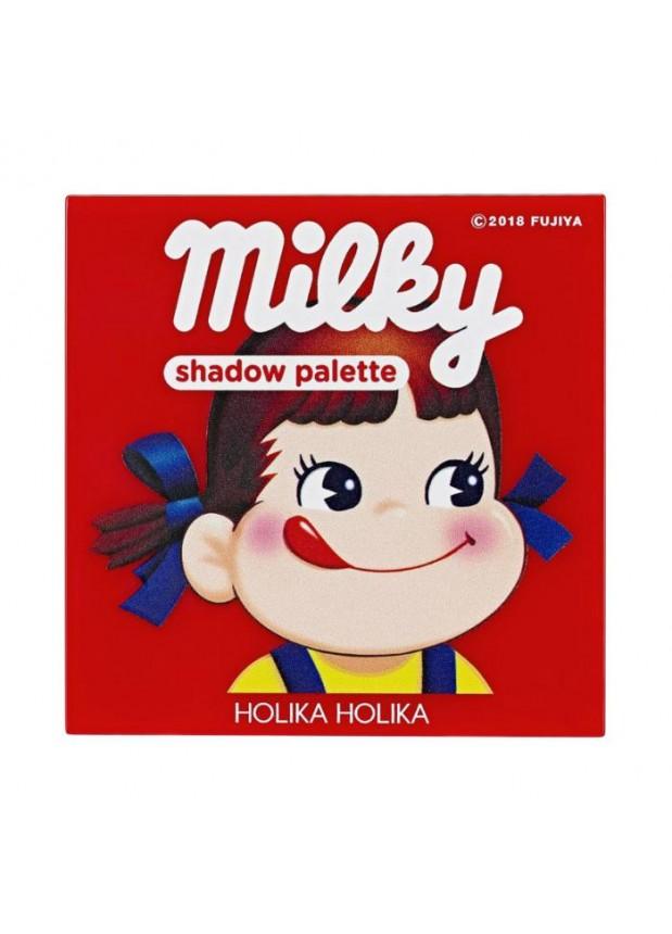 Палетка теней Peko Jjang Piece Matching 4 Colors Shadow Palette 01, клубничная карамель