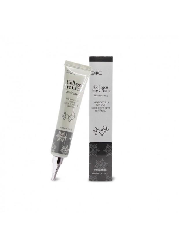 Крем для глаз с коллагеном Collagen Eye Cream Whitening