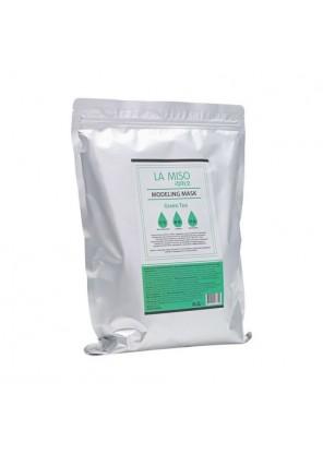 Альгинатная маска с зеленым чаем для чувствительной и проблемной кожи Modeling Mask Tea Tree 1000g